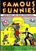 famous funnies comic