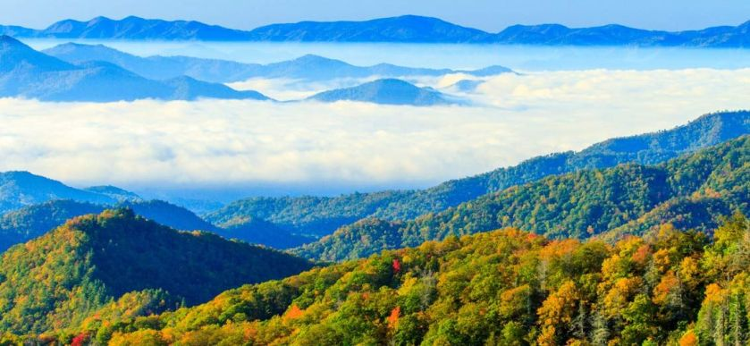 cherokee mountains
