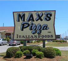 maxs pizza