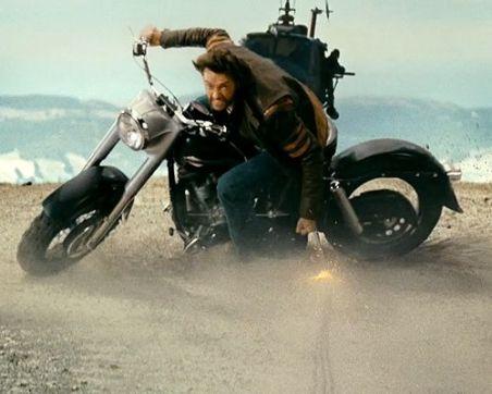 wolverine motorcyle