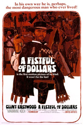 a fistful of dollar
