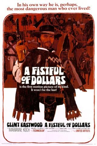 a fistful of dollar