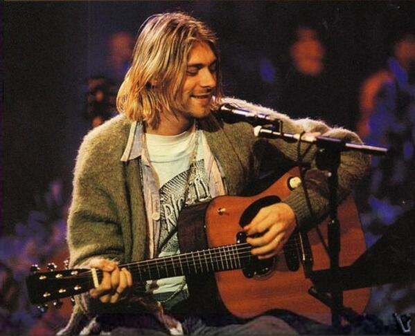 kurt cobain live in new york