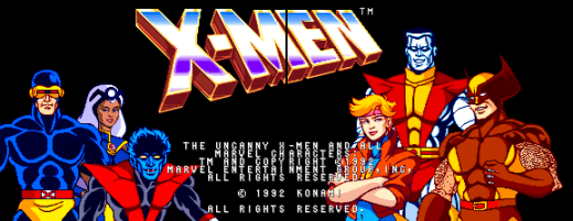 xmen video game