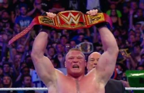 Brock_Lesar_at_WresleMania33_WWE_Universal_Champion