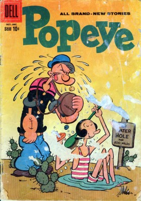 Popeye-comic-book-cover