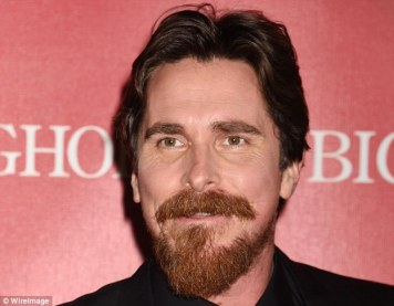 christian bale facial hair