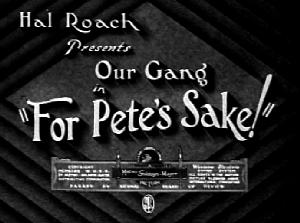 For_petes_sake