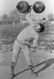 Frederick_Winters_during_1904_Summer_Olympics