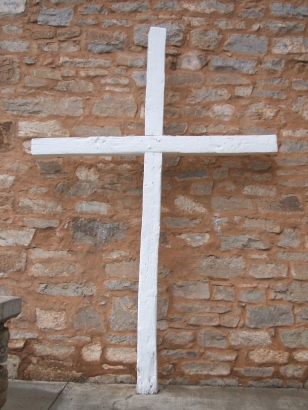 2013_-_An_Old_Rugged_Cross,_San_Antonio_de_Padua_Catholic_Church,_Pecos,_NM_-_panoramio