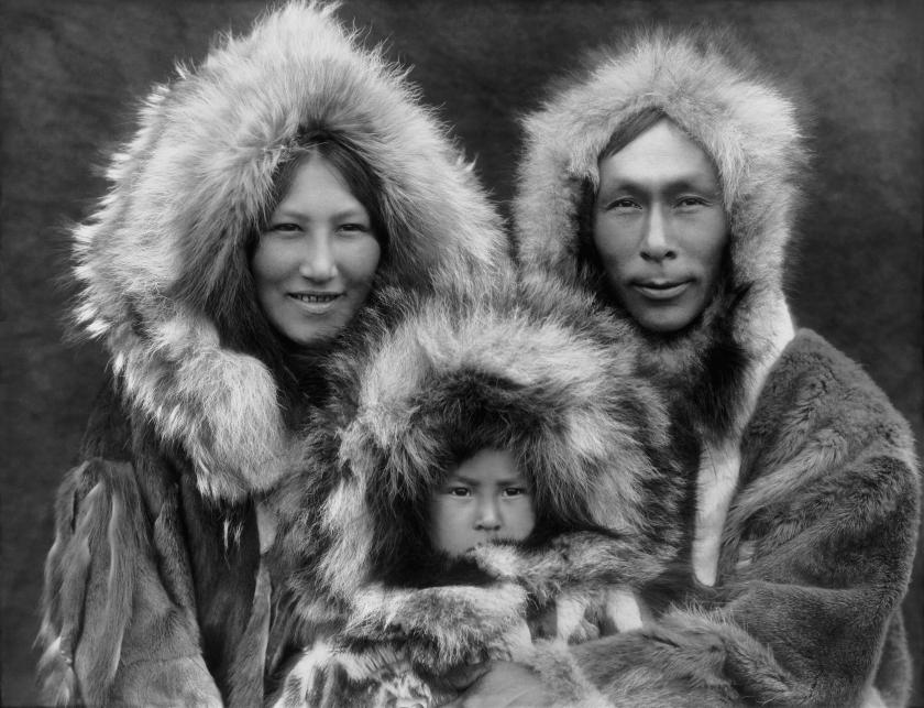 Inupiat_Family_from_Noatak,_Alaska,_1929,_Edward_S._Curtis_(restored).jpg