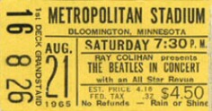 Beatles_Metropolitan_Stadium_ticket_1965