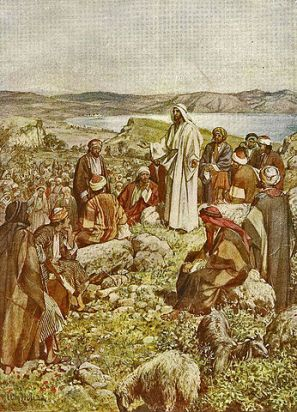 346px-The_Sermon_on_the_Mount_-_William_Brassey_Hole