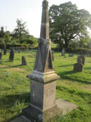 munslow grave 2