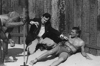 Kubrick_-_Douglas_-_Spartacus_-_1960